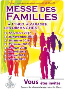 Messe des familles @ Varades
